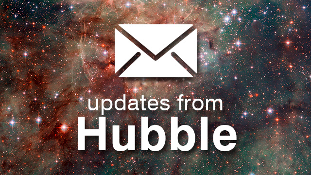 Subscribe to Hubble news