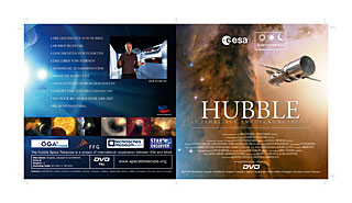 Hubble - 15 years of Discovery (Austrian Cardboard DVD v.1)