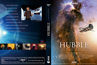 Hubble - 15 years of Discovery (ESA VIP PAL DVD v.1)