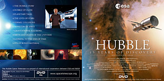 Hubble - 15 years of Discovery (ESA Cardboard PAL DVD v.1)