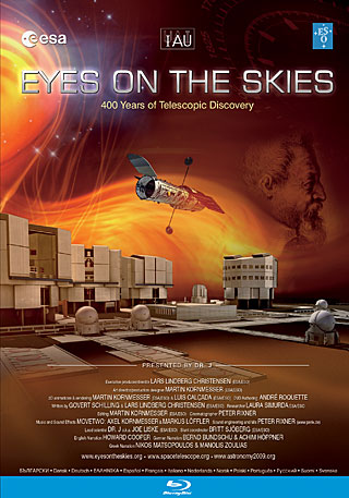 Eyes on the Skies (VIP cover, Bluray DVD)