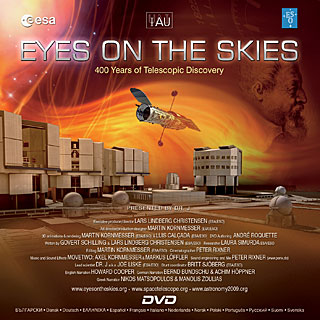 Eyes on the Skies (Cardboard Cover, PAL/NTSC DVD)