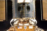 From the very beginning Hubble was designed to be astronaut-friendly.