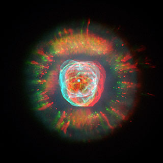.The Eskimo Nebula
