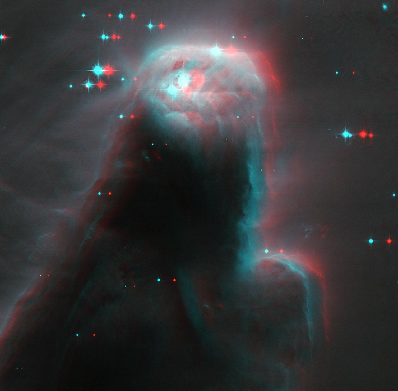 cone nebula hubbell telescope - photo #14