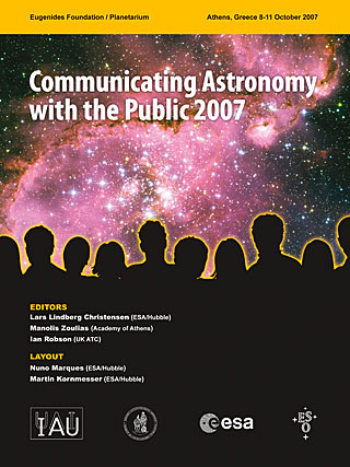 Communicating Astronomy with the public 2007