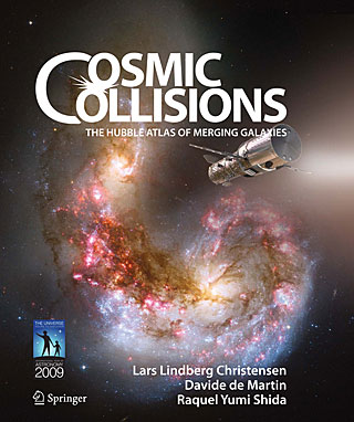 Cosmic Collisions – The Hubble Atlas of Merging Galaxies