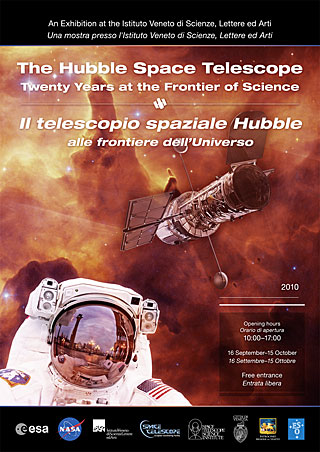 "Exhibition catalogue for the exhibition ""The Hubble Space Telescope: Twenty Years at the Frontier of Science"""