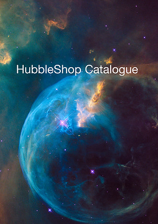 Brochure: Hubble Shop Catalogue
