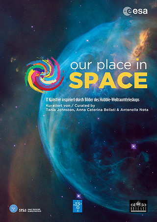 Our Place in Space Brochure (German)