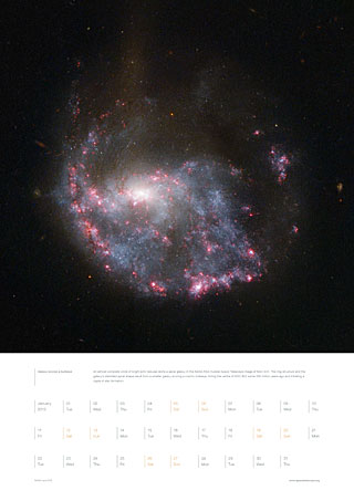 January 2013 – Galaxy scores a bullseye