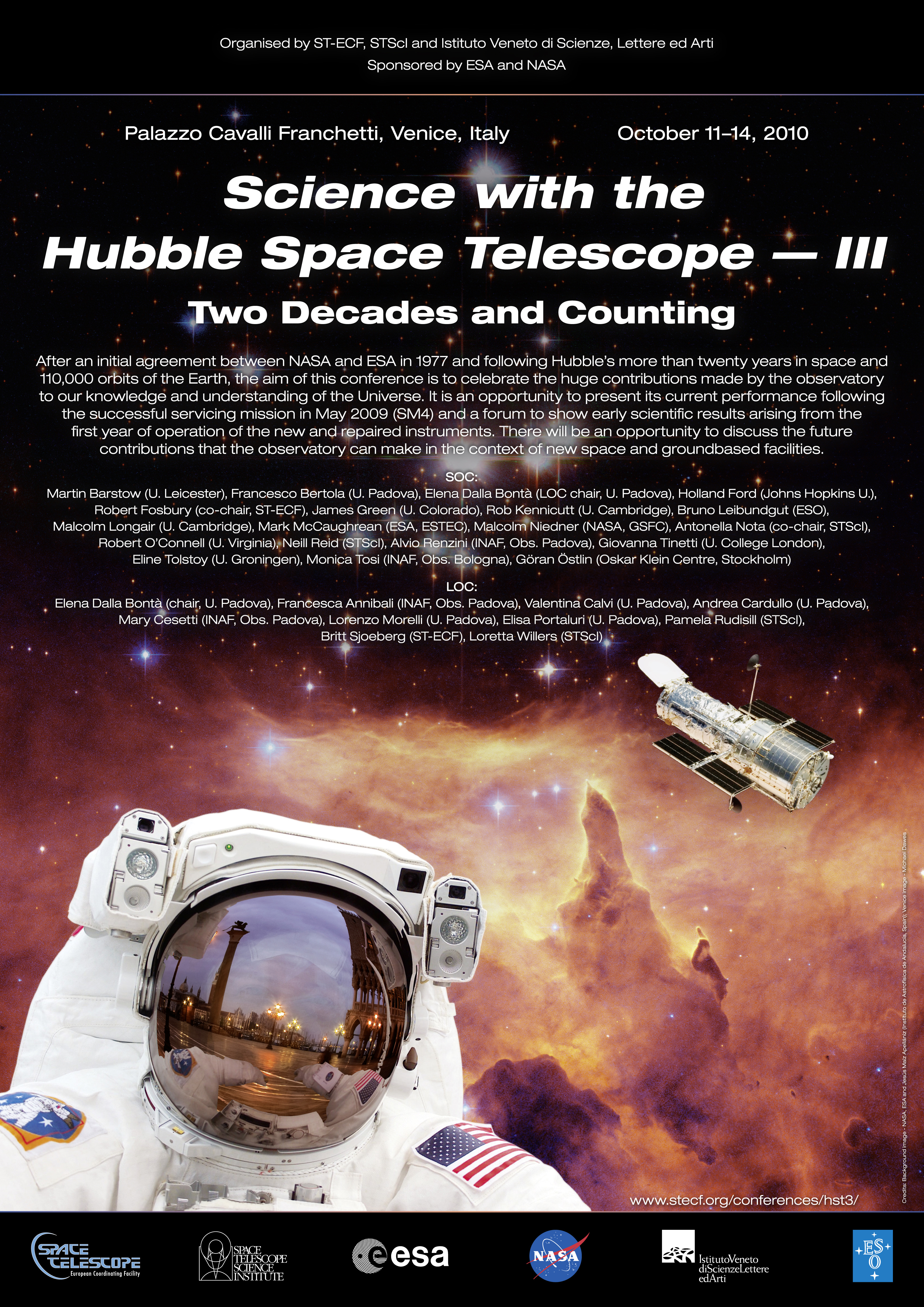 Science with the Hubble Space Telescope – III | ESA/Hubble