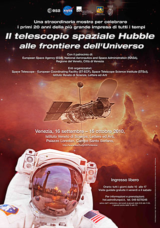 Science with the Hubble Space Telescope – III in Italian