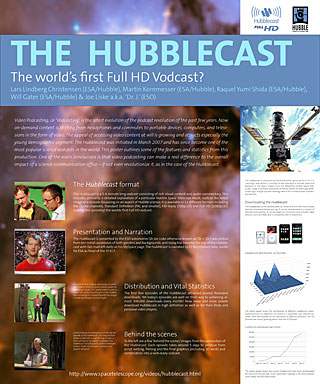 The Hubblecast: The world's first Full HD Vodcast?