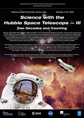Science with the Hubble Space Telescope – III