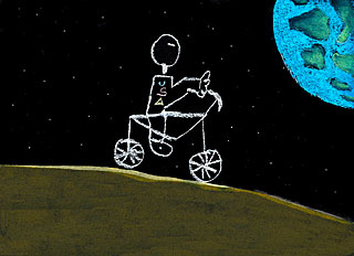 Space Bicycle