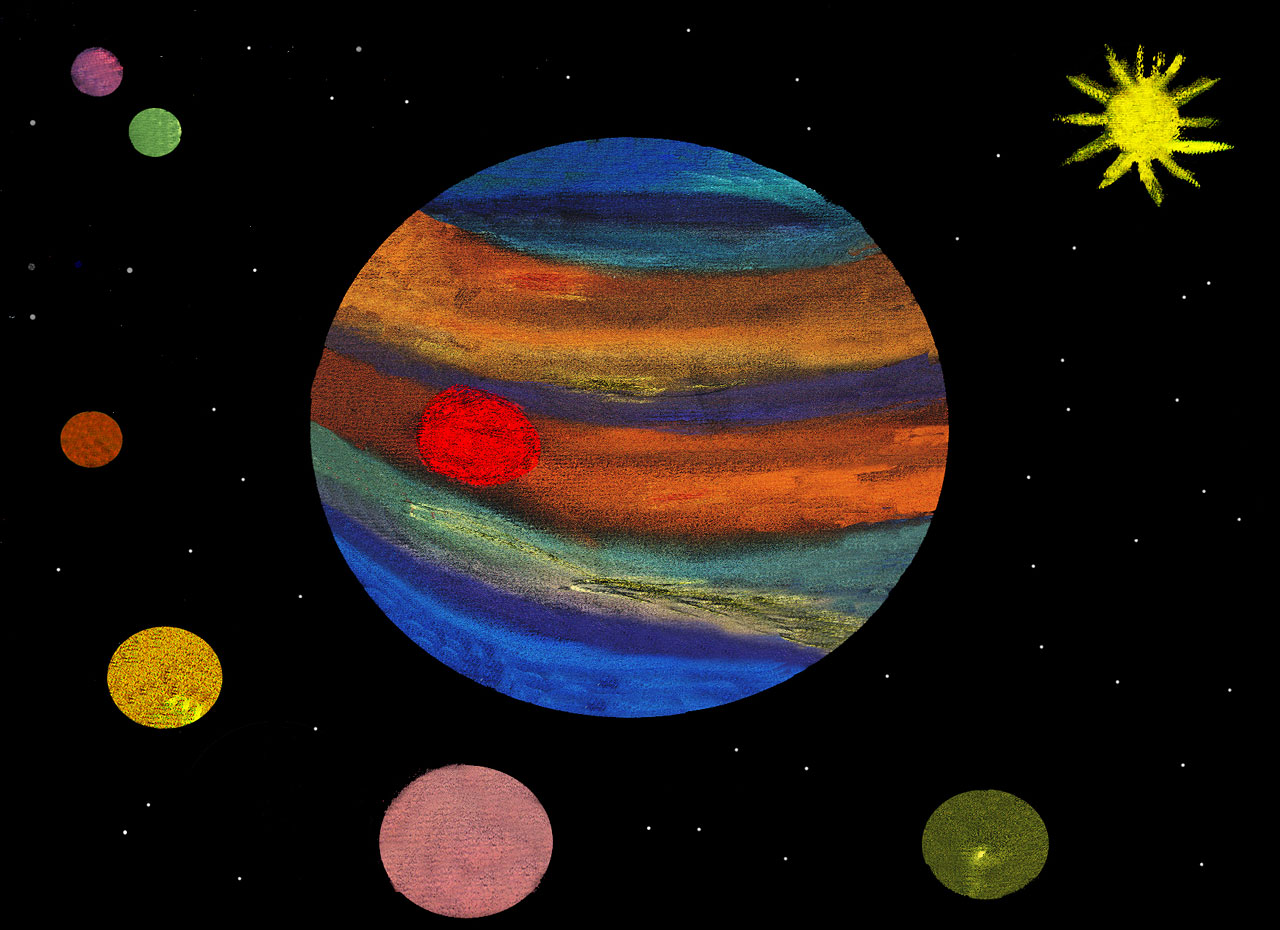 The Moons of Jupiter  Astronomy for Kids