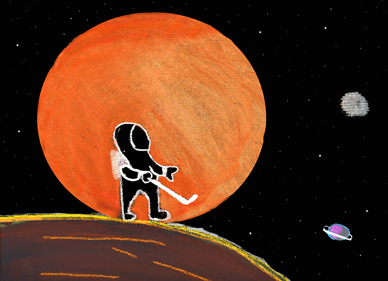 Mars Facts For Kids | The Red Planet