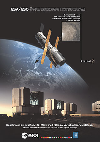 The ESA/ESO Exercise Series booklets Swedish - Exercise 2