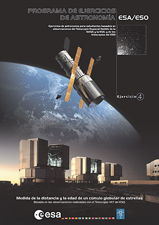 The ESA/ESO Exercise Series booklets Spanish - Exercise 4