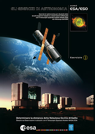 The ESA/ESO Exercise Series booklets Italian - Exercise 3