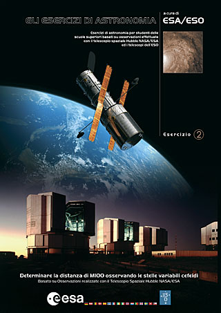 The ESA/ESO Exercise Series booklets Italian - Exercise 2