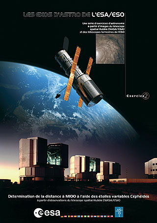 The ESA/ESO Exercise Series booklets French - Exercise 2