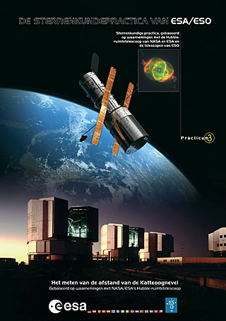 The ESA/ESO Exercise Series booklets Dutch - Exercise 3
