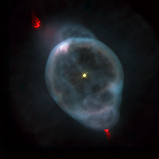 NGC 3242, Ghost of Jupiter