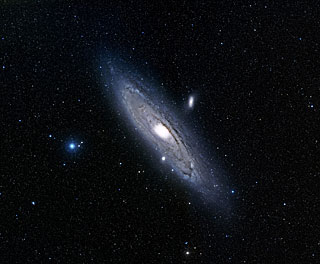 M31 The Andromeda Galaxy