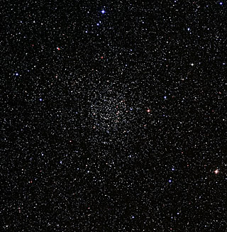 NGC7789, open cluster