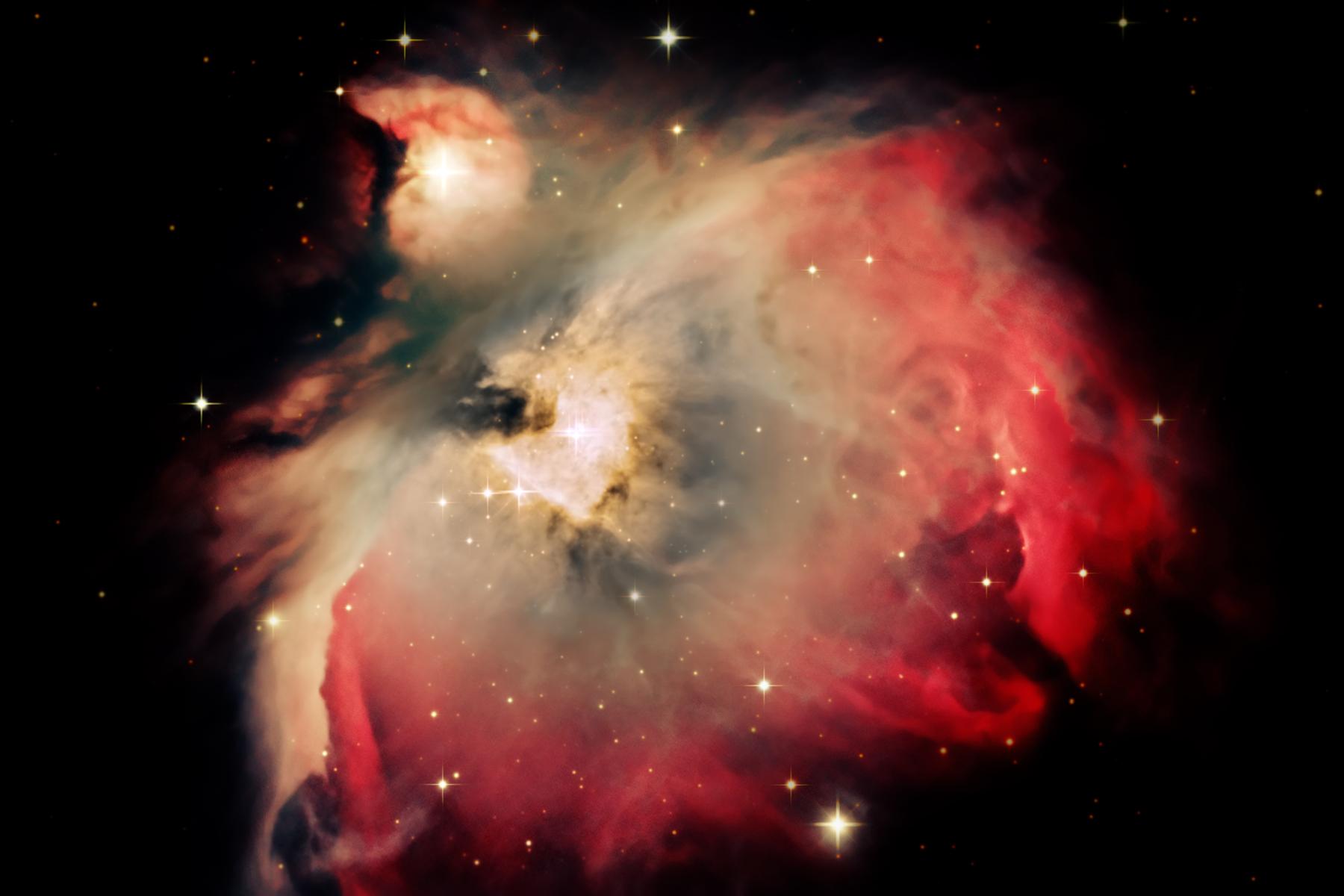 Orion Nebula | ESA/Hubble