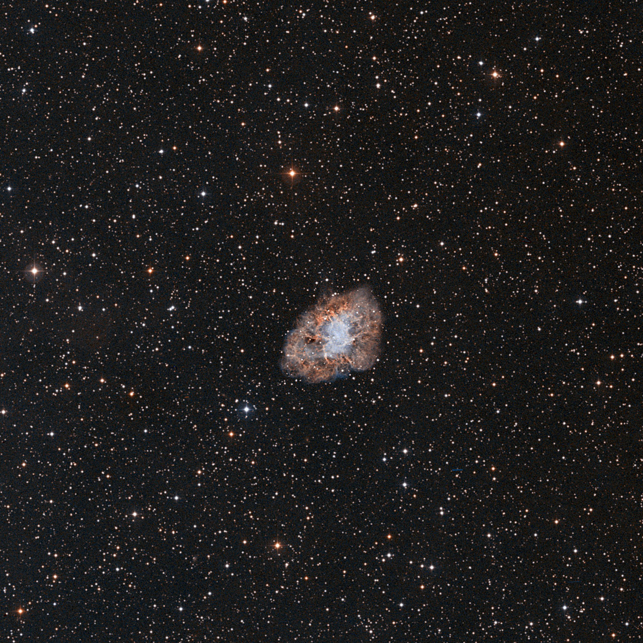 HubbleSite News  A Giant Hubble Mosaic of the Crab Nebula