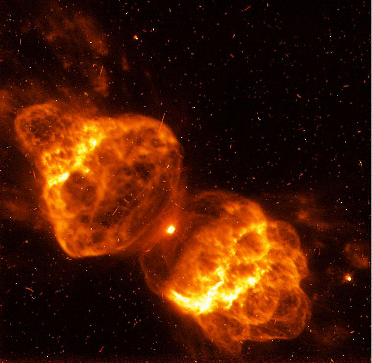 ant nebula hubble space telescope - photo #5