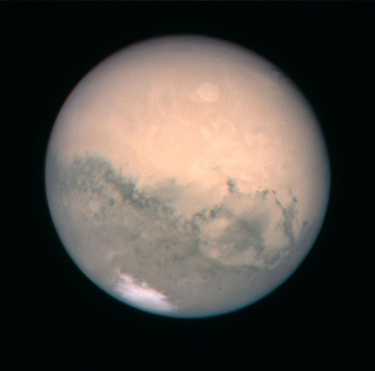 hubble telescope mars - photo #20