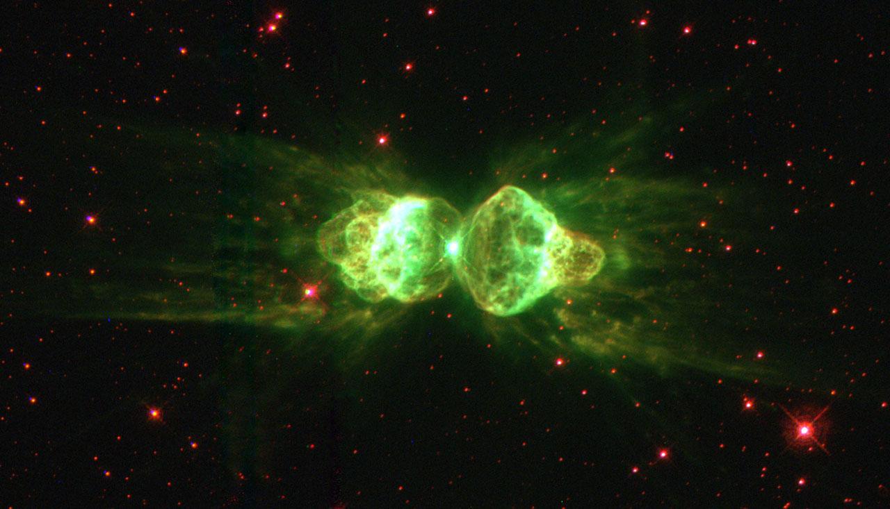 MZ3 - The Ant Nebula   ESA/Hubble