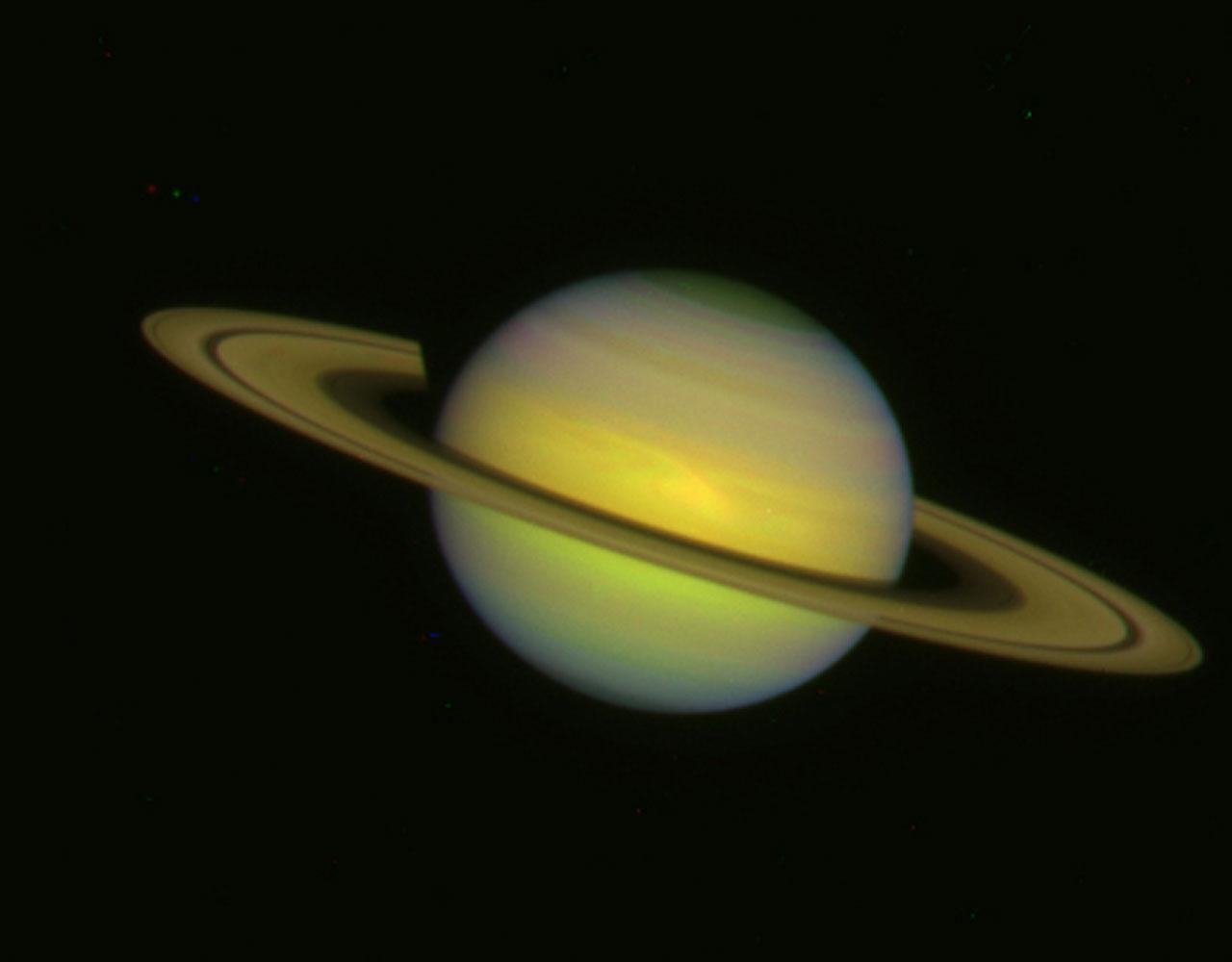 Saturn | ESA/Hubble
