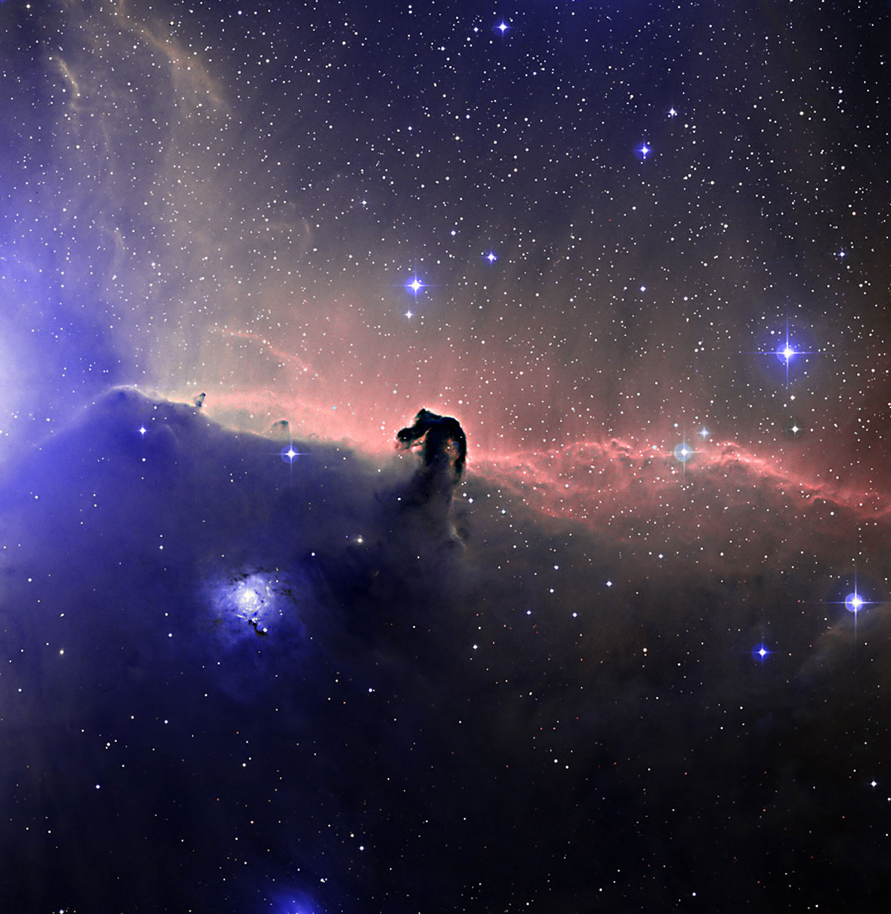 telescope horsehead nebula - photo #18