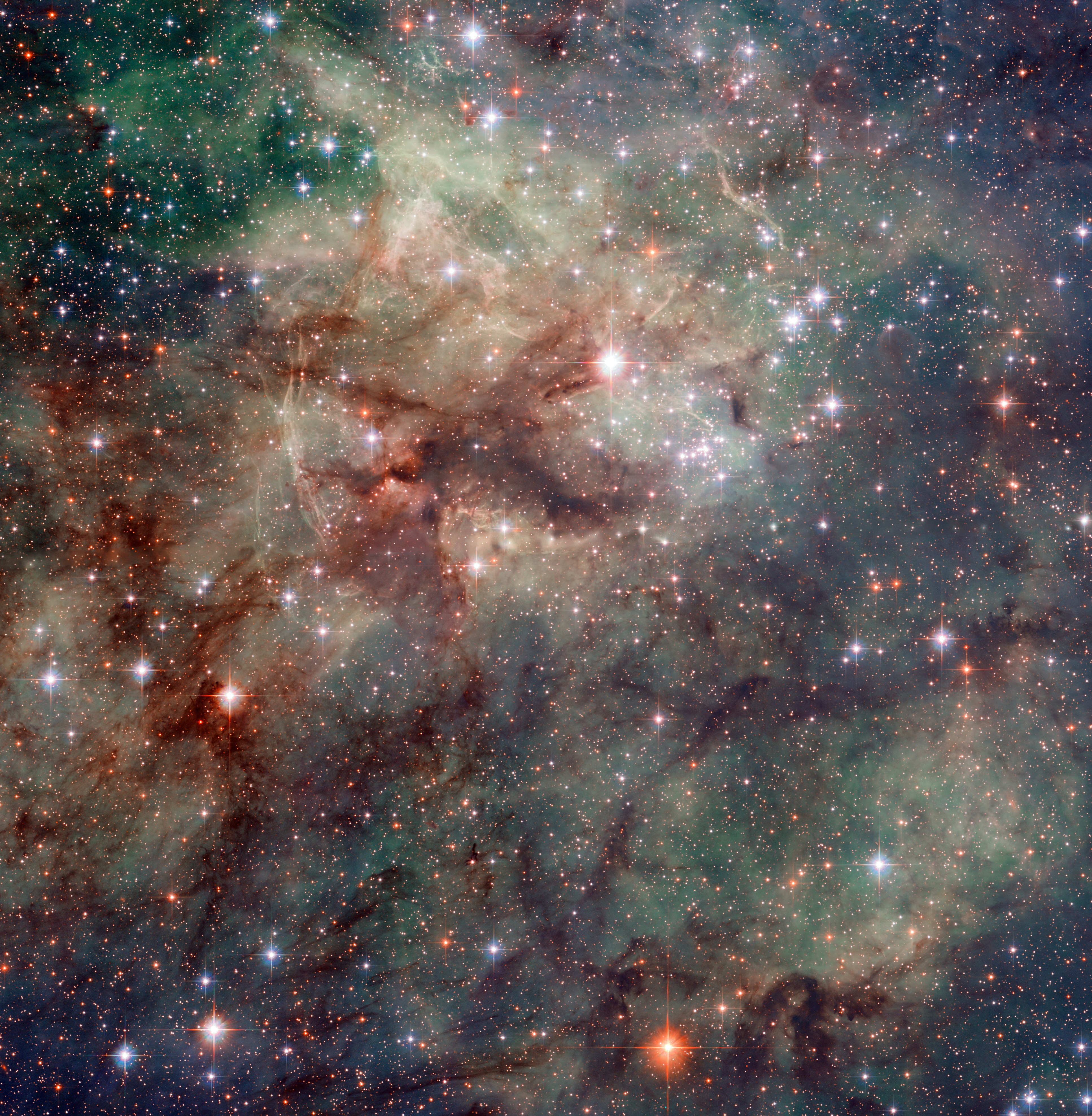 High Res Picture of Tarantula Nebula (page 2) - Pics about ...