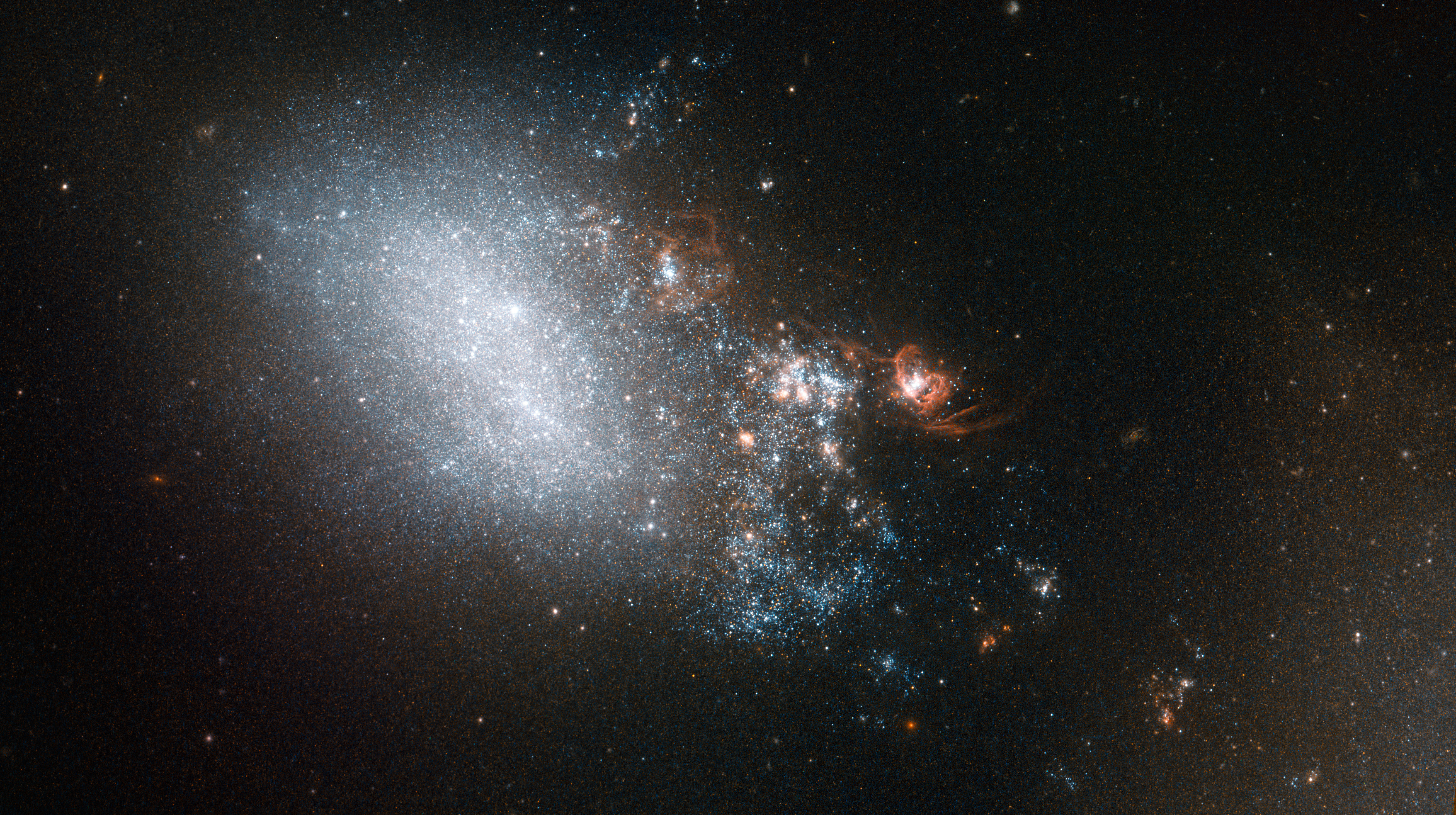 what are irregular galaxies - photo #32
