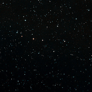 Digitized Sky Survey Image of PKS 0405-123 (ground-based image)