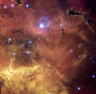 A cosmic concoction in NGC 2467
