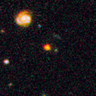 Den fjernegalaksedannelse GOODS-N-774
