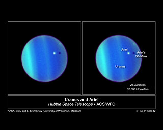 Uranus and Ariel