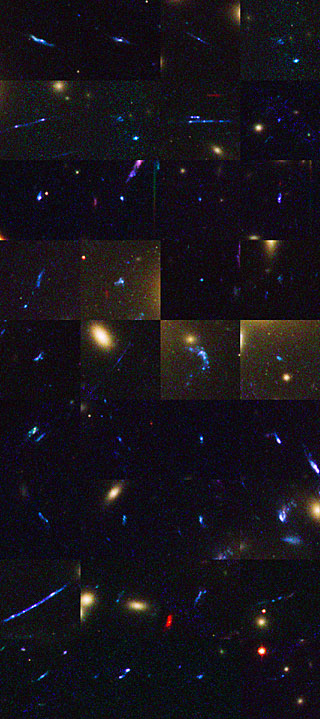 best photos of distant galaxies - photo #18