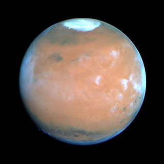 Mars at Opposition 1995 (Tharsis Region)