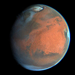 Rapid Weather Change Observed on Mars