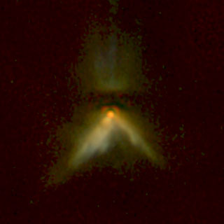 NICMOS Peers Through Dust to Reveal Young Steller Disks. A View of DG Tau B