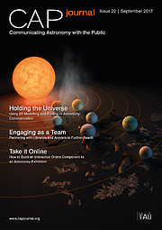 Cover picture of CAP Journal issue 22