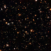 Hubble's 2004 infrared image of the Ultra Deep Field